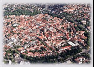 luftbild Göttingen